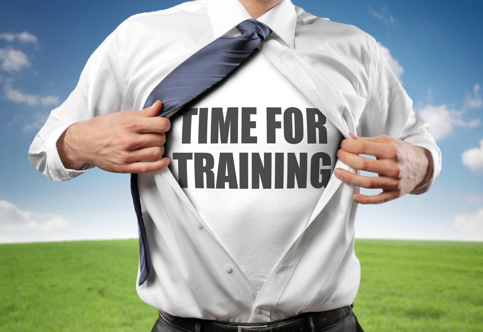 Training en entreprise