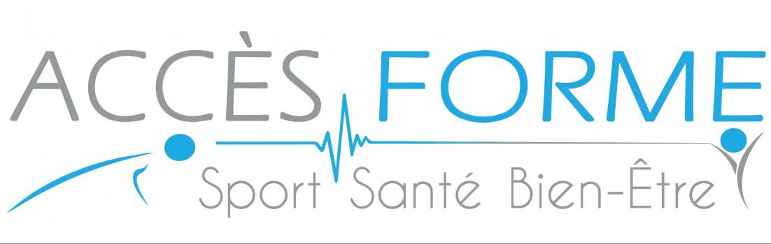 logo accès forme sport et santé à Ploemeur